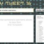 Как посмотреть самые первые твиты