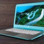 Обзор HP Chromebook 14 – Большой дисплей, смелые цвета, полноразмерная клавиатура