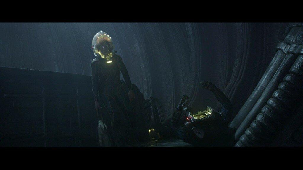 Prometheus : Elizabeth Shaw