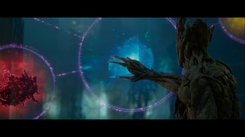 Groot - Infinity Stones