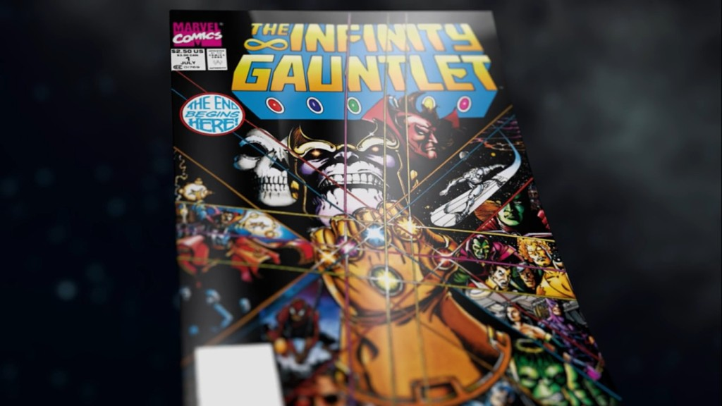 Thanos - Infinity Gems