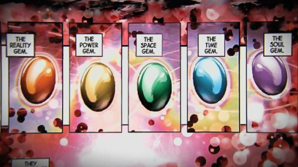 Marvel - Infinity Stones