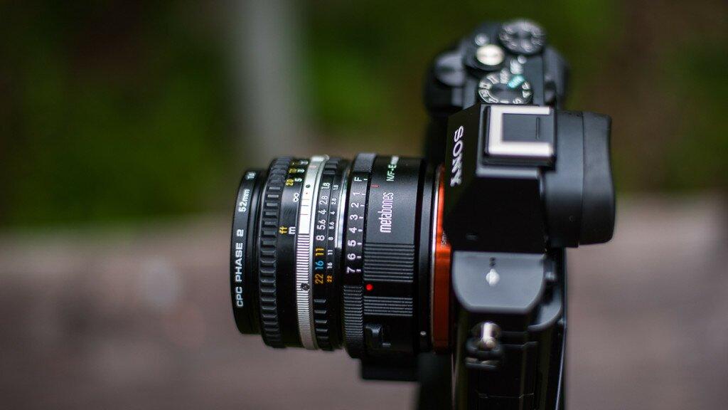 Jason Lanier Spends 24 Mins Explaining Why He Left Nikon for Sony
