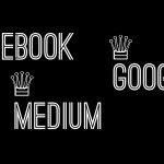 Новая эпоха медиа – Facebook, Google и Medium