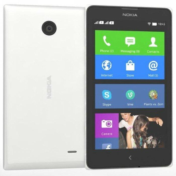 Nokia X Dual SIM White