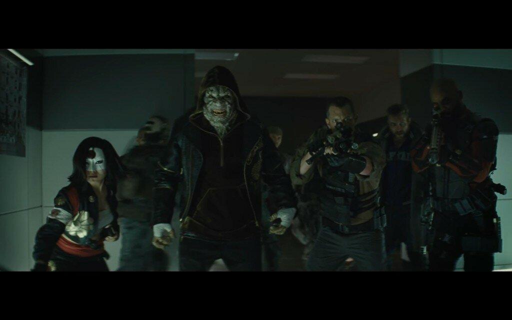 отряд самоубийц кадры из фильма