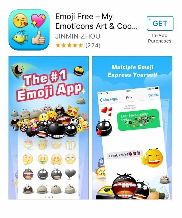 Emoji Free — My Emoticons Art.