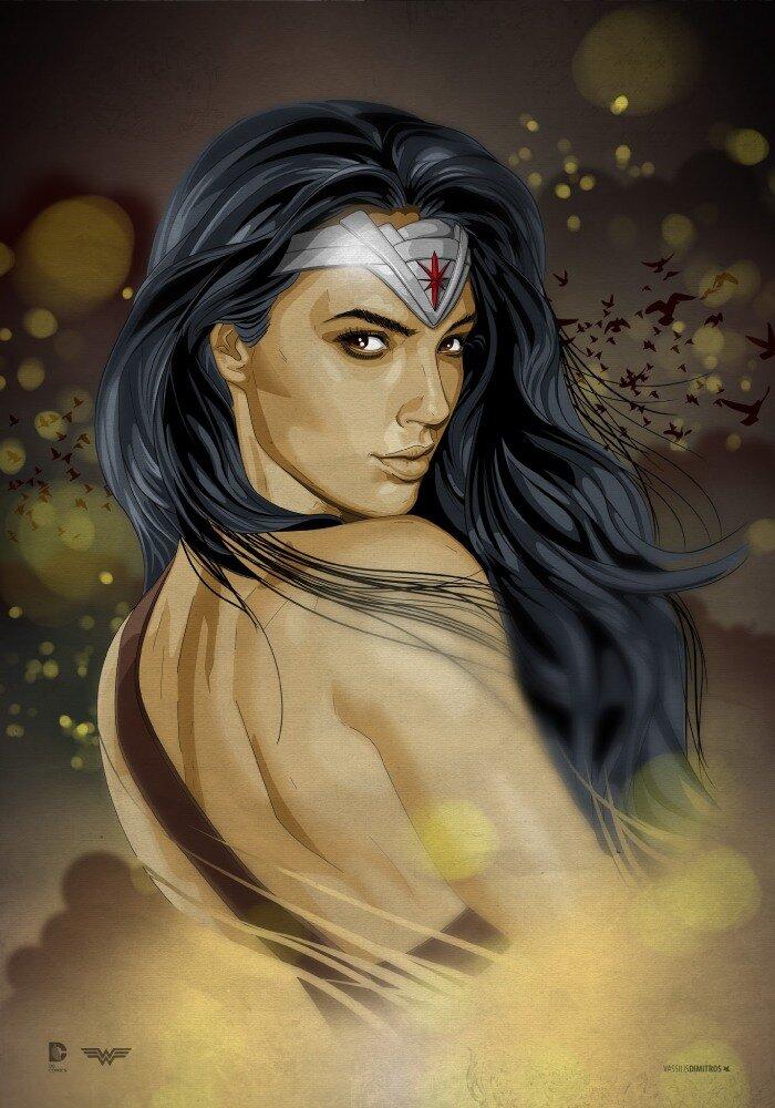 Wonder Woman ART