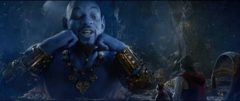 Aladdin 2019 - Джин