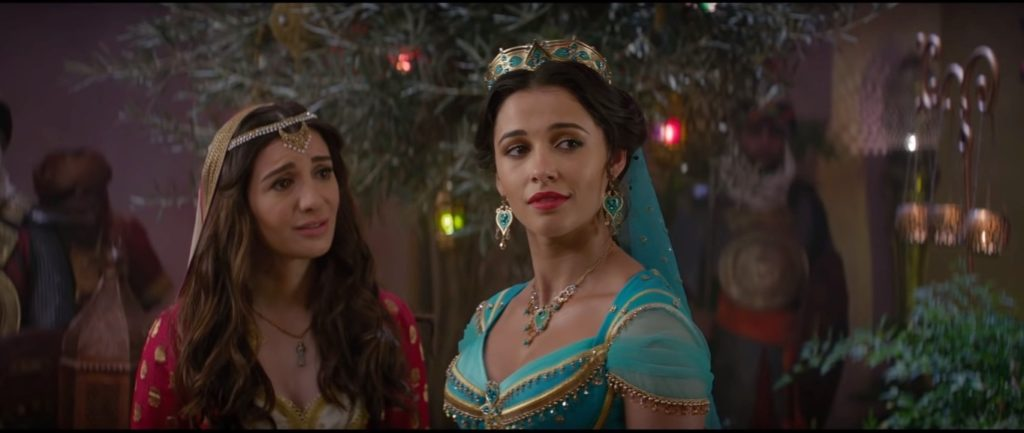 Aladdin 2019 - Принцесса ЖАсмин