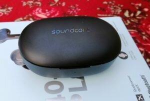 беспроводные наушники Anker SoundCore