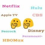 ЧЕЙ ПЫЛЕСОС ЗАСОСЁТ ВСЕХ КИНО ЗРИТЕЛЕЙ : НЕТФЛИКС, ДИСНЕЙ+, Hulu или всё   таки HBO Max